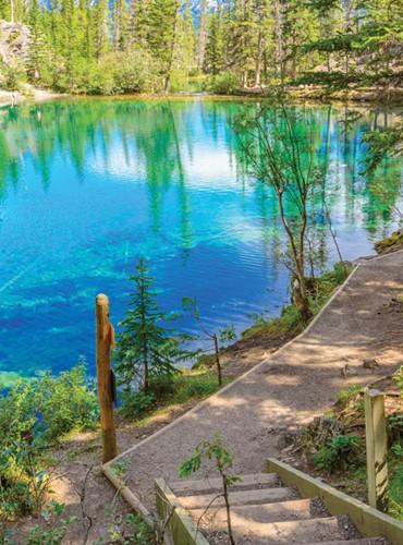 Grassi Lake